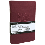 "Story Supply Co ""Edition 407"" Pocket Notebooks 3-Pack"