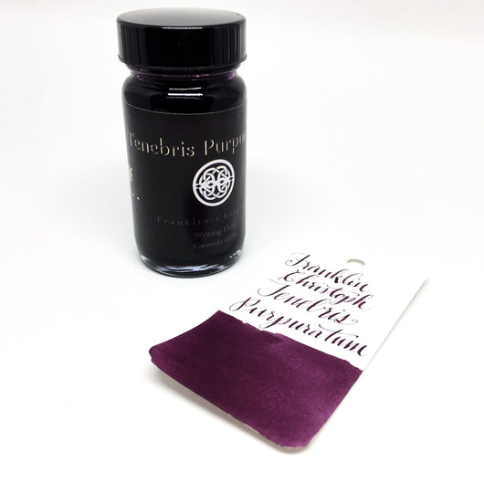 Franklin-Christoph Tenebris Purpuratum Bottled Ink 59ml