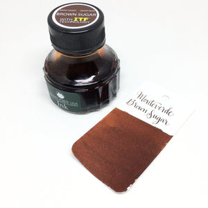 Monteverde Brown Sugar Bottled Ink 75ml