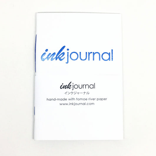 InkJournal Pocket Tomoe Ice Blue Notebook