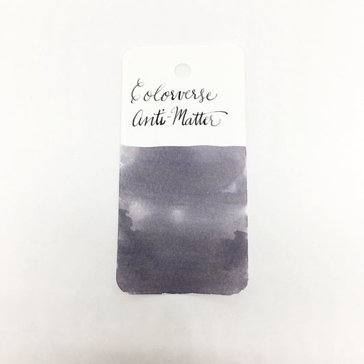 Colorverse Anti-Matter Cool Gray Ink Sample 2ml