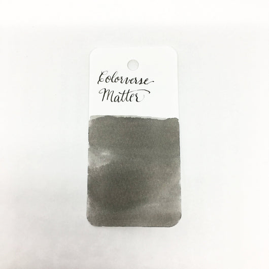 Colorverse Matter Warm Gray Ink Sample 2ml