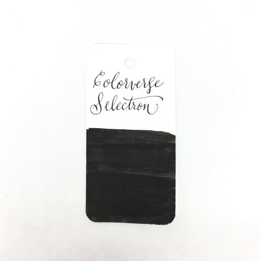 Colorverse Selectron Pigmented Black Ink Sample 2ml