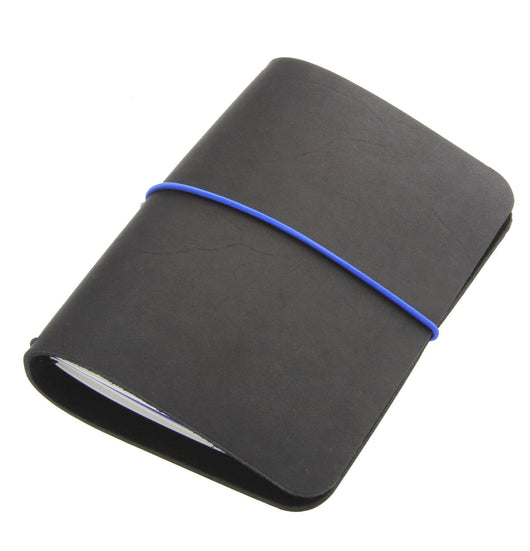 The Journeyman Leather Journal Set - Blue Band