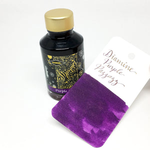 Diamine Shimmertastic Purple Pazzazz Bottled Ink 50ml