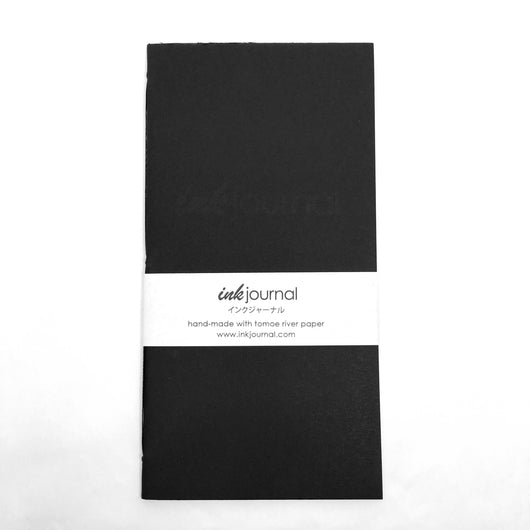 InkJournal TN Regular Size Night Black Notebook