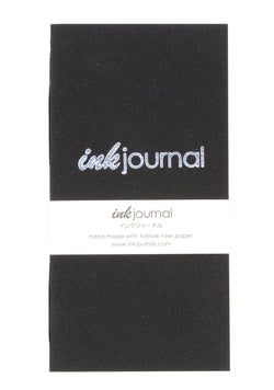 InkJournal TN Regular Size Black Notebook
