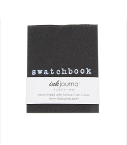 InkJournal Swatchbook Black Tomoe River Notebook