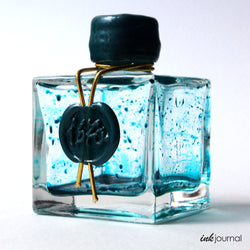 EMPTY J Herbin Ink Bottle Anniversary 50ml