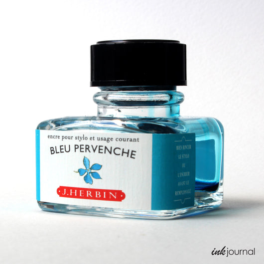 EMPTY J Herbin Ink Bottle 30ml