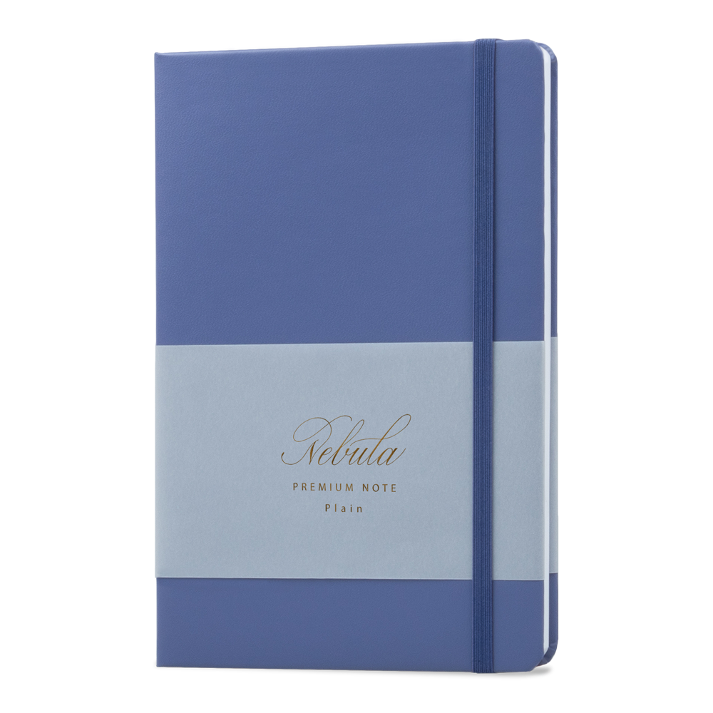 "Nebula Premium Note 8.26"" x 5.5"" Hard Cover 90gsm Journal"