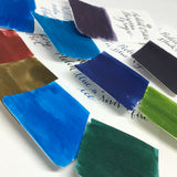 "Robert Oster ""Verde de Rio"" Ink Sample 2ml"