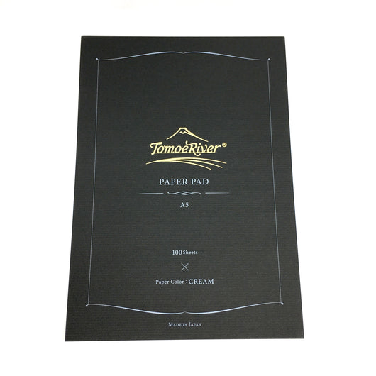 Tomoe River Paper Pad A5 Size - 100 Sheets, Cream