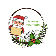 Santa's Grotto Ticket - Sat 7th Dec 2019