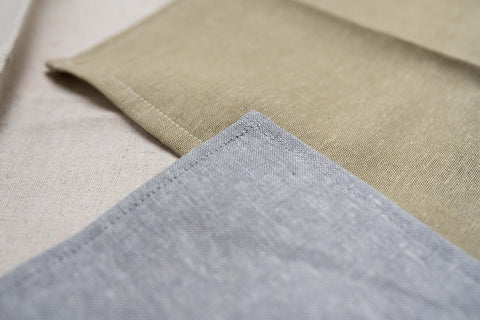 caring for linen