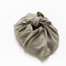 Load image into Gallery viewer, Linen Bread Bag | Large Bento Bag
