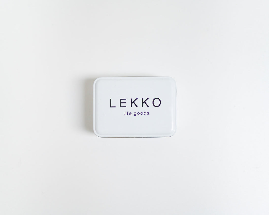 Zero Waste Soap Tin