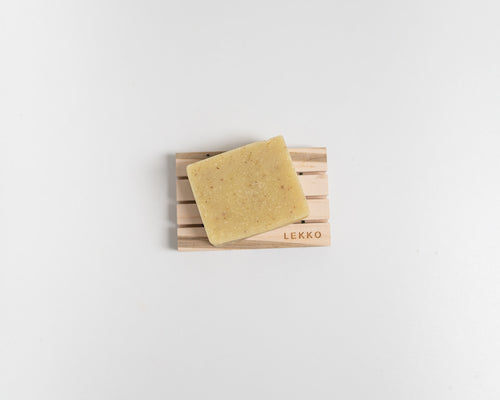 sage oatmeal soap made in canada