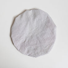 Load image into Gallery viewer, striped linen bowl cover