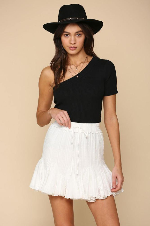 One Shoulder Top - Nigh Road