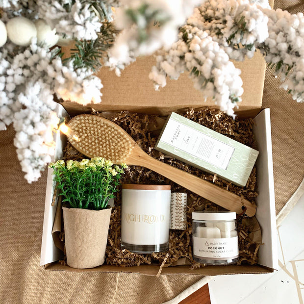 Pamper Holiday Gift Box - Nigh Road