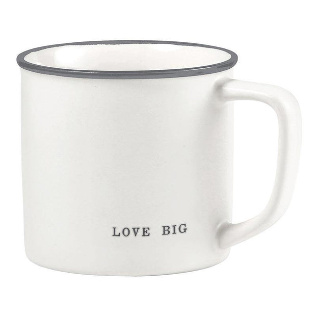 Love Big Coffee Mug - Nigh Road