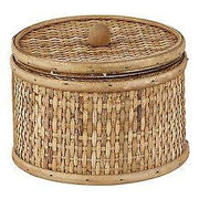 Rattan Basket - Nigh Road