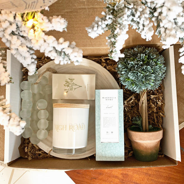 Cozy Holiday Gift Box - Nigh Road
