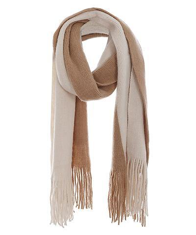 Two Tone Woven Scarf - Nigh Road