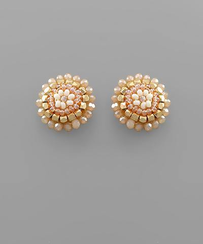 Beaded Dome Studs - Nigh Road
