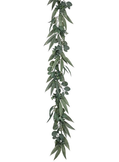 Mixed Eucalyptus Garland - Nigh Road