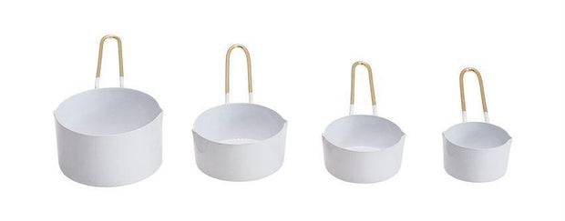 Enameled Measuring Cups