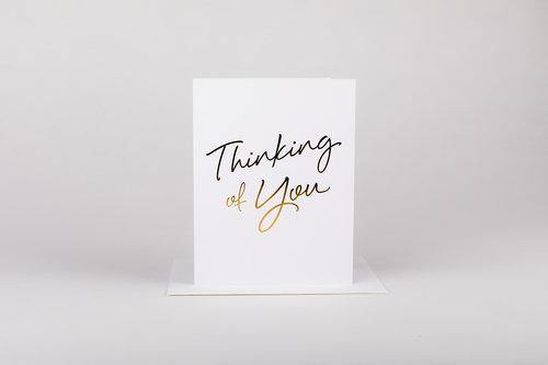 Greeting Card Thinking of You - Nigh Road