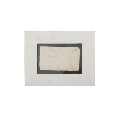 Marble Photo Frame - Nigh Road