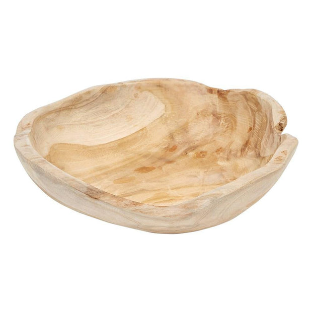 Teak Wood Bowl - Nigh Road