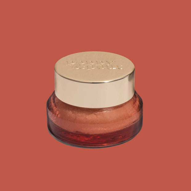 Poppy & Pout - Pomegranate Peach Lip Scrub