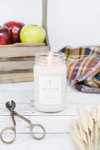 Fall Harvest by Antique Candle Co