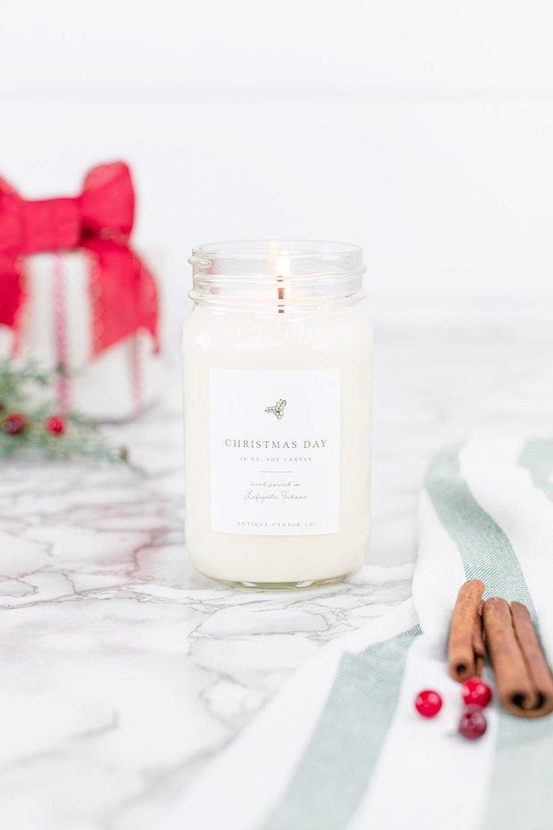 Christmas Day by Antique Candle Co