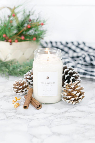 Good Tidings by Antique Candle Co - Nigh Road
