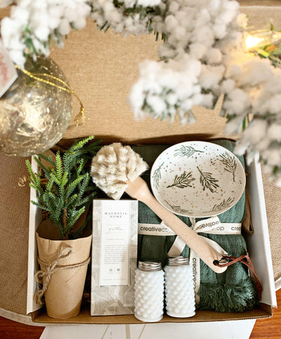 Comfort Holiday Gift Box - Nigh Road