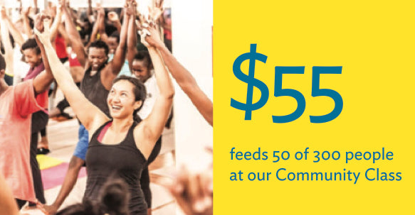 Impactful Gift: Help Feed a Community class