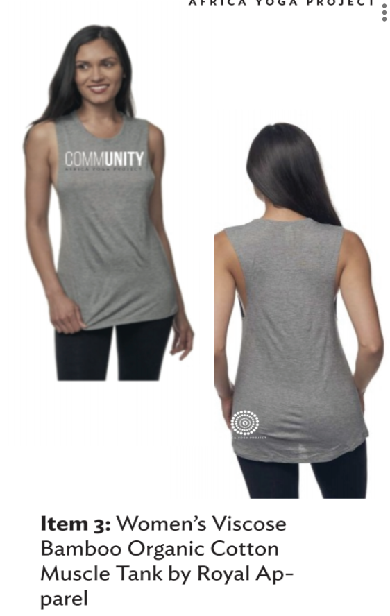 HHH 2018 - Gray Ladies Community Tank