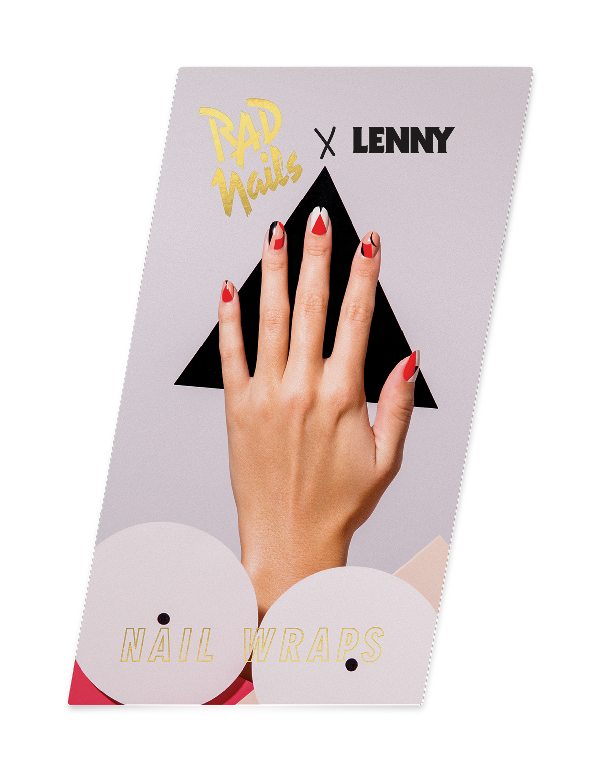 Nudes / Lenny X Rad Nails