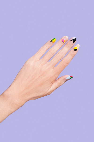 rad nails cut it out nail wraps