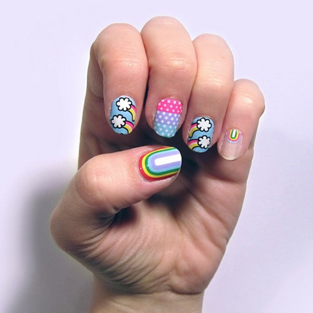 The Illustrated Nail X Rad Nails