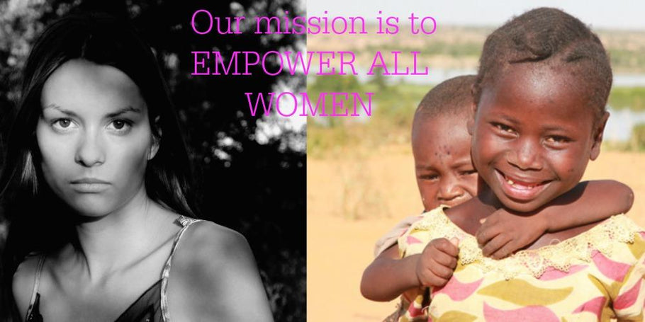 Mission empowerment: Modibodi™ organisations and causes we support