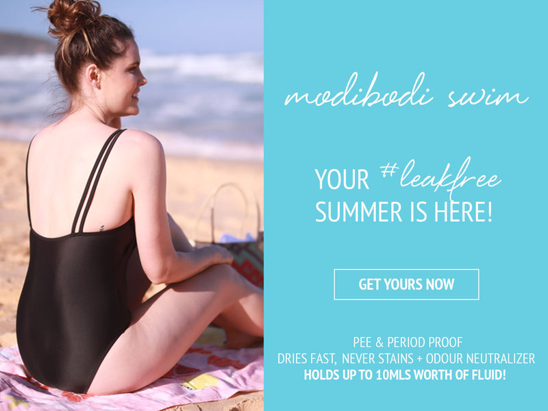 Modibodi Period & Pee-Proof Swimwear Has Arrived And It Will Make Your Summer!