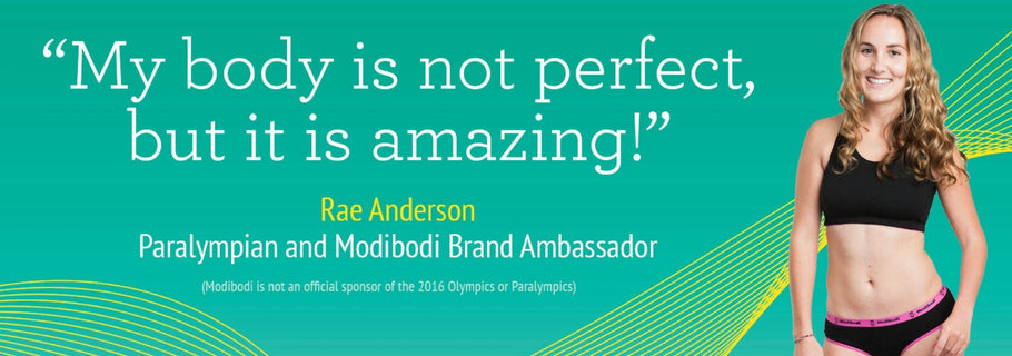 Rae Anderson - Reflections on 2016 Paralympics