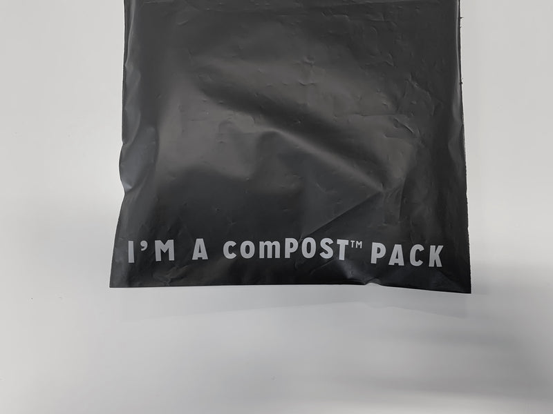 We're Now Shipping With Compostable Packaging!
