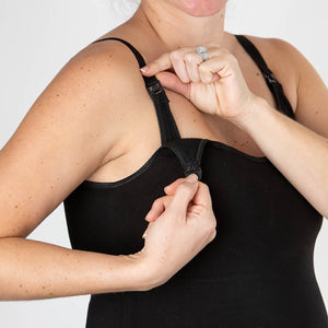 Modibodi Period and Incontinence Underwear - Breastfeeding Singlet